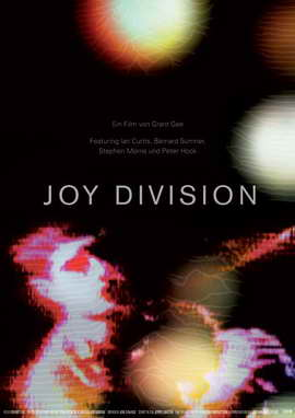 Joy Division - 27 x 40 Movie Poster - German Style A