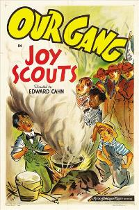 Joy Scouts - 43 x 62 Movie Poster - Bus Shelter Style A