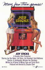 Joy Sticks - 11 x 17 Movie Poster - Style A
