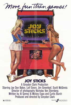 Joy Sticks - 27 x 40 Movie Poster - Style A
