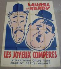 Les Joyeux Comperes - 27 x 40 Movie Poster - Foreign - Style A