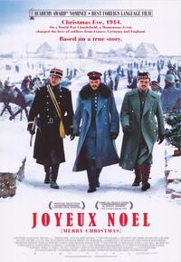 Joyeux No�l - 43 x 62 Movie Poster - Bus Shelter Style A