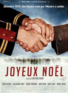 Joyeux No�l - 11 x 17 Movie Poster - French Style A
