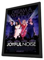 Joyful Noise - 11 x 17 Movie Poster - Style A - in Deluxe Wood Frame