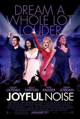 Joyful Noise - 43 x 62 Movie Poster - Bus Shelter Style A