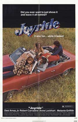 Joyride - 11 x 17 Movie Poster - Style A