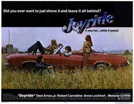 Joyride - 11 x 14 Movie Poster - Style A