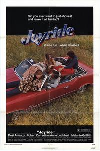 Joyride - 43 x 62 Movie Poster - Bus Shelter Style A