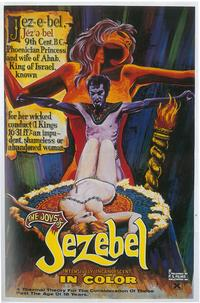 Joys of Jezebel - 27 x 40 Movie Poster - Style A