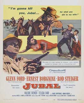 Jubal - 11 x 17 Movie Poster - Style D
