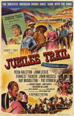 Jubilee Trail - 11 x 17 Movie Poster - Style A