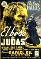 Judas' Kiss - 11 x 17 Movie Poster - Spanish Style A
