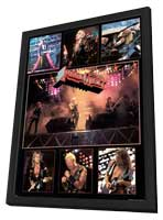Judas Priest - 11 x 17 Music Poster - Style A - in Deluxe Wood Frame
