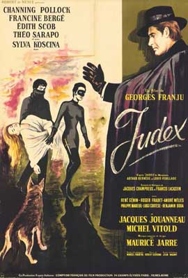 Judex - 27 x 40 Movie Poster - French Style A
