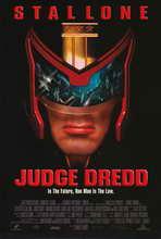 Judge Dredd - 11 x 17 Movie Poster - Style C