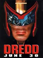 Judge Dredd - 27 x 40 Movie Poster - Style C