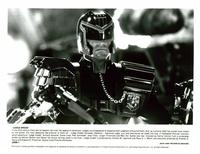 Judge Dredd - 8 x 10 B&W Photo #6
