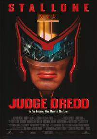 Judge Dredd - 43 x 62 Movie Poster - Bus Shelter Style A