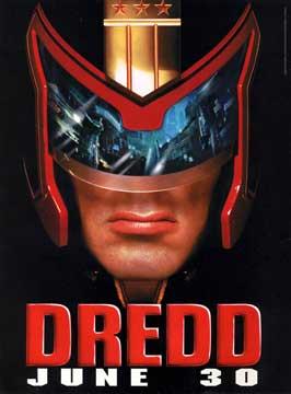 Judge Dredd - 27 x 40 Movie Poster - Style C