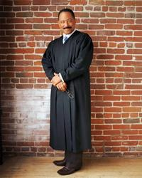 Judge Joe Brown - 8 x 10 Color Photo #9