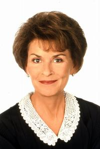 Judge Judy - 8 x 10 Color Photo #2