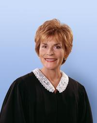 Judge Judy - 8 x 10 Color Photo #7