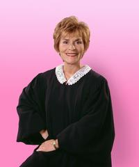 Judge Judy - 8 x 10 Color Photo #8