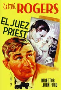 Judge Priest - 11 x 17 Movie Poster - Spanish Style A