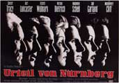 Judgment at Nuremberg - 11 x 17 Poster - Foreign - Style A