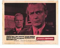 Judgment at Nuremberg - 11 x 14 Movie Poster - Style B