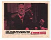 Judgment at Nuremberg - 11 x 14 Movie Poster - Style D
