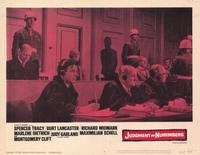 Judgment at Nuremberg - 11 x 14 Movie Poster - Style E