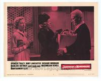 Judgment at Nuremberg - 11 x 14 Movie Poster - Style F