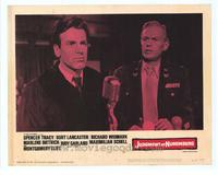 Judgment at Nuremberg - 11 x 14 Movie Poster - Style G