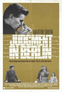 Judgment in Berlin - 27 x 40 Movie Poster - Style A