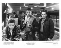 Judgment Night - 8 x 10 B&W Photo #2