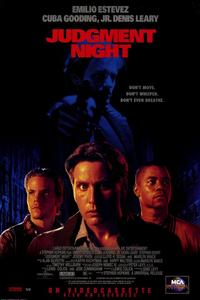Judgment Night - 11 x 17 Movie Poster - Style B