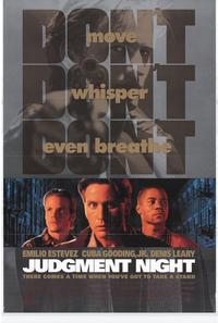 Judgment Night - 27 x 40 Movie Poster - Style A