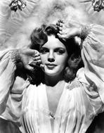 Judy Garland - Judy Garland wearing a Night Gown
