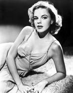 Judy Garland - Judy Garland Lying Pose Classic Portrait