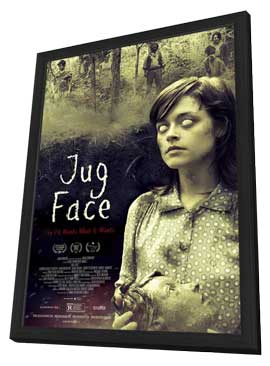 Jug Face - 11 x 17 Movie Poster - Style A - in Deluxe Wood Frame