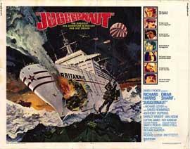 Juggernaut - 22 x 28 Movie Poster - Half Sheet Style A