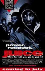 Juice - 11 x 17 Movie Poster - Style B