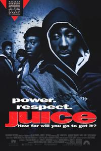 Juice - 11 x 17 Movie Poster - Style A - Museum Wrapped Canvas