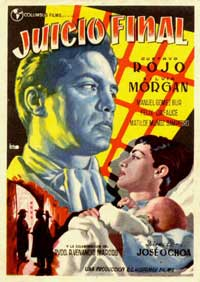 Juicio final - 11 x 17 Movie Poster - Spanish Style A