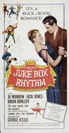 Juke Box Rhythm - 14 x 36 Movie Poster - Insert Style A
