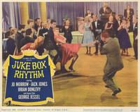 Juke Box Rhythm - 11 x 14 Movie Poster - Style E