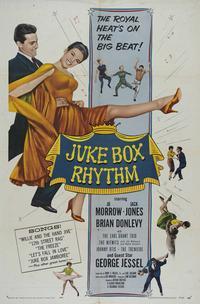 Juke Box Rhythm - 11 x 17 Movie Poster - Style A