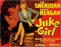 Juke Girl - 11 x 14 Movie Poster - Style A