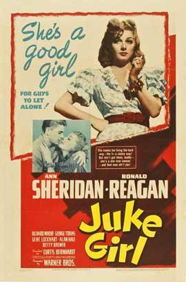 Juke Girl - 11 x 17 Movie Poster - Style C
